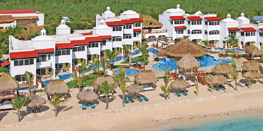 Hidden Beach Resort - Mexico