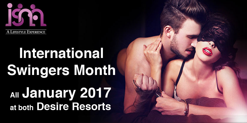 desire international swingers month