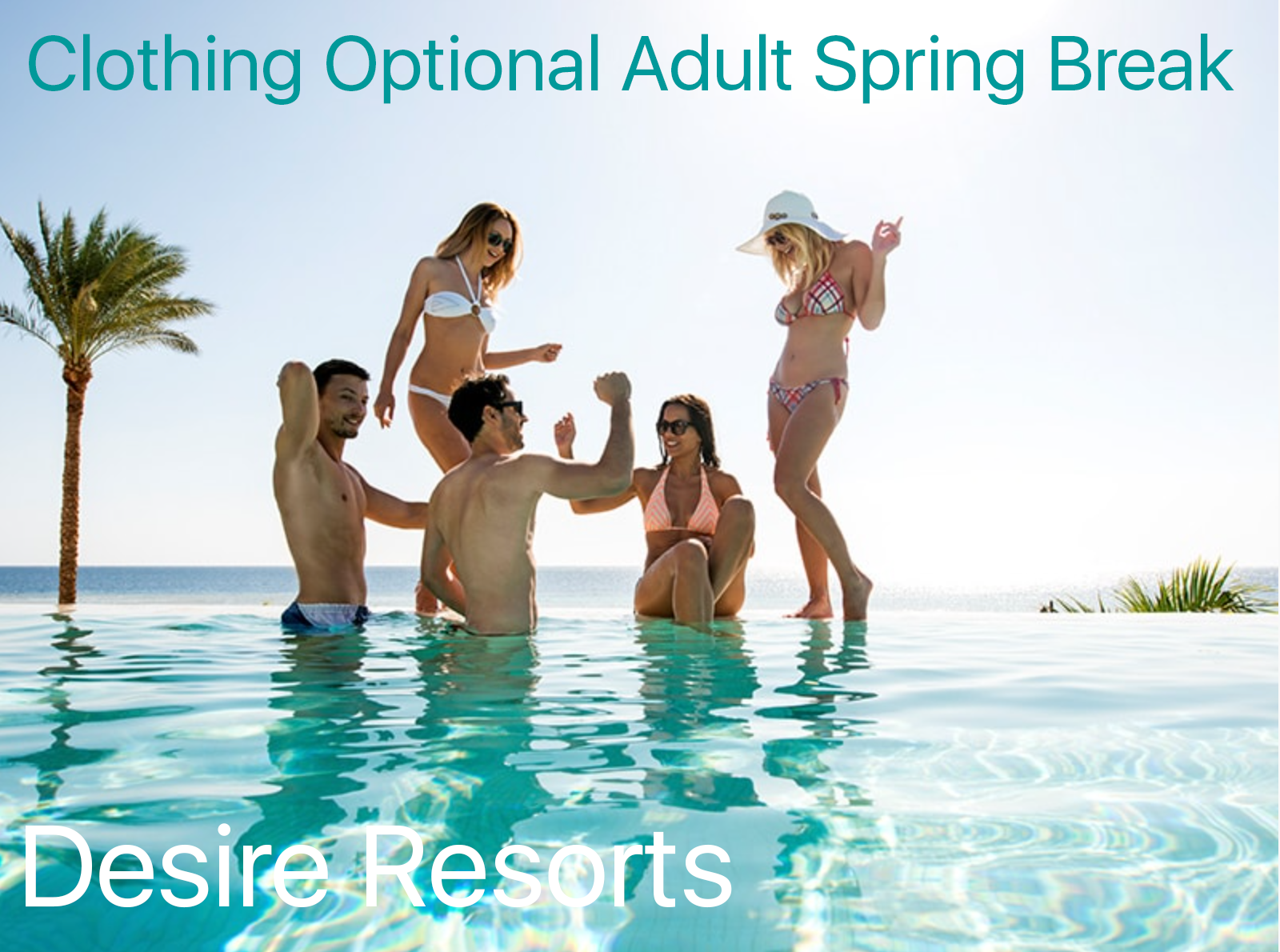 Clothing Optional Adult Spring Break